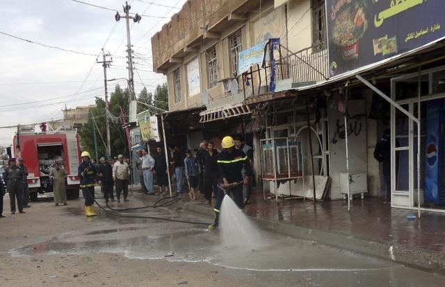 Más ataques  en zonas de Bagdad