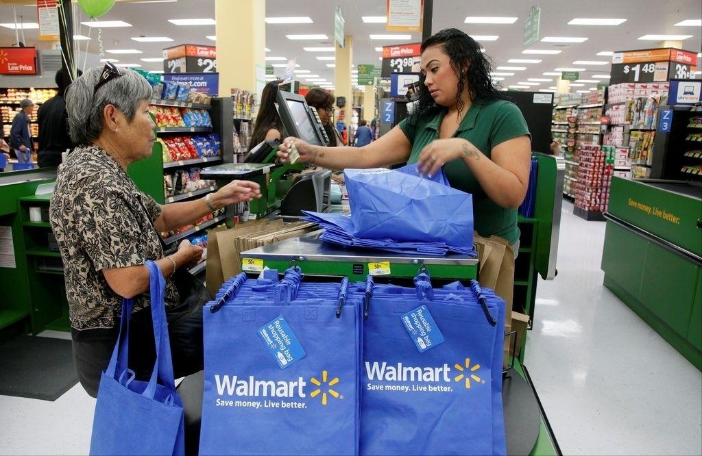 Llaman a extensas protestas contra Walmart en viernes negro