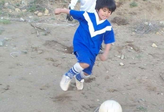 ¿Quién es el niño de 8 años que quieren el Madrid y el ManU? (Video)