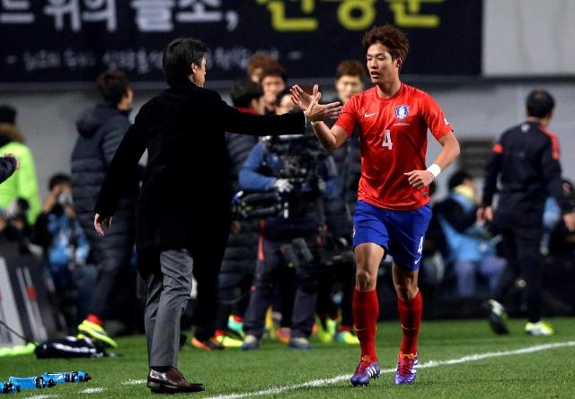 Primer rival en 2014: Corea del Sur