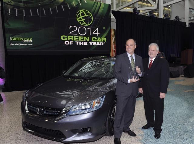 El Accord  gana premio ecológico