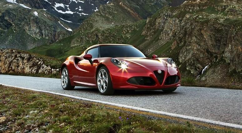 Alfa Romeo regresa a Estados Unidos