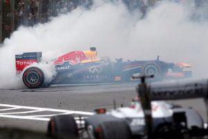 Vettel gana el Gran Premio de Brasil de F1 (Fotos)