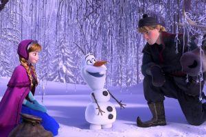 """Disney apuesta por """"Frozen"""" para estas navidades"""