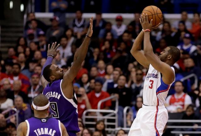Clippers, con el último aliento