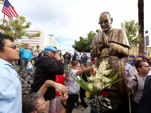 Monseñor Romero ya tiene plaza