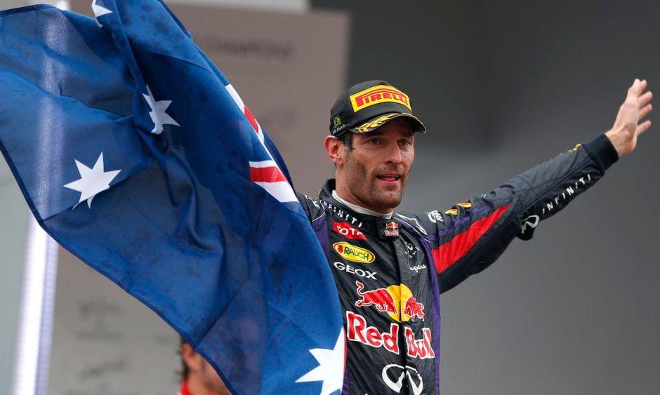 Webber se despide para dar paso a su nuevo reto en Porsche