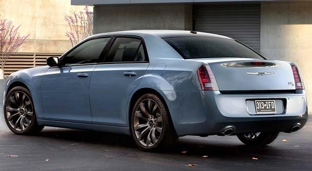 Renovación estética para el Chrysler 300S