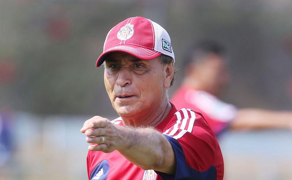 José Luis 'el Güero' Real vuelve a dirigir a Chivas