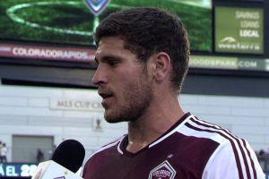 Dillon Powers es nombrado Novato del Año en la MLS