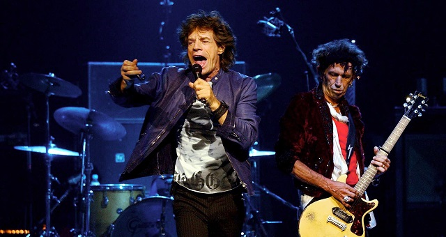 Mick Jagger será bisabuelo