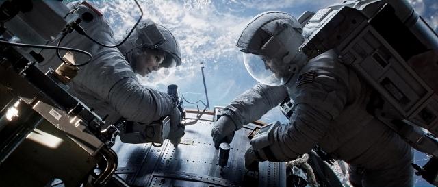 '12 Years a Slave' y 'Gravity' se perfilan  como las favoritas para los premios Oscar
