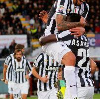 Juventus es líder temporal en Italia