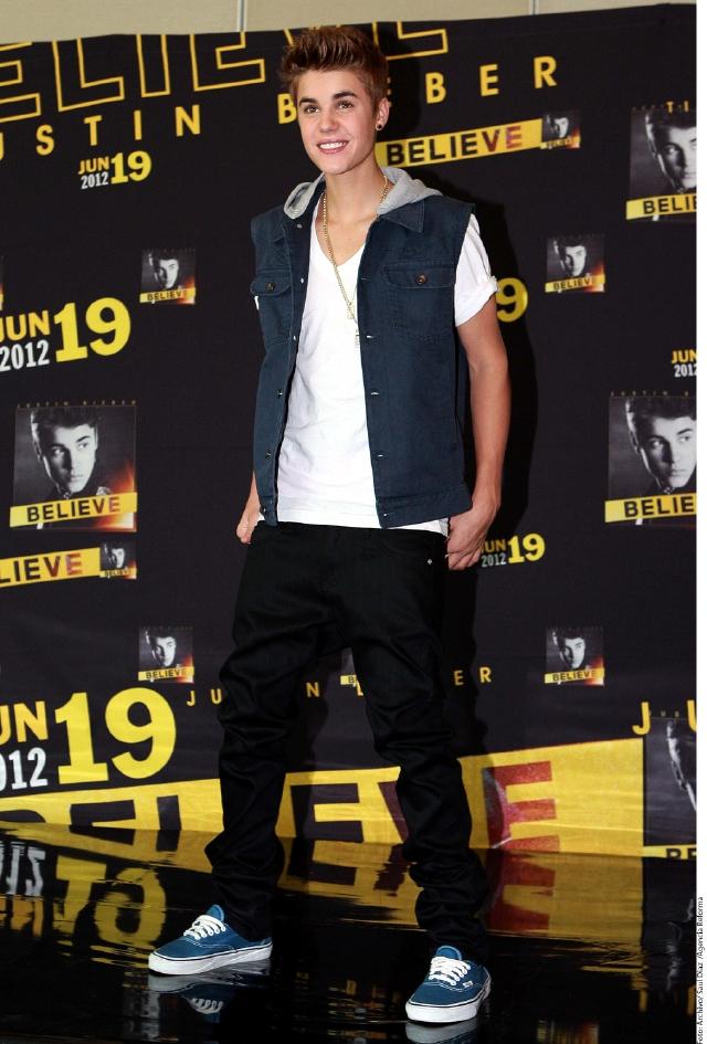Cinco 'pecados' de Justin Bieber