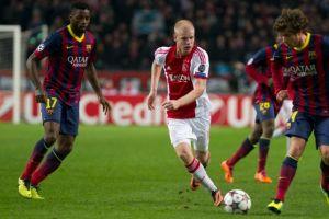 Barcelona juega su peor partido y cae ante el Ajax (Video y fotos)