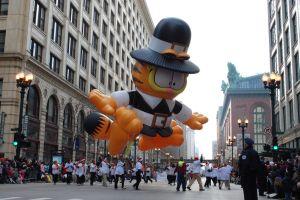 Calendario para Thanksgiving en Chicago (Fotos)