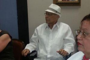 """Fallece en Florida activista comunitario """"Rico"""" Piccard"""