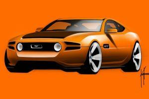El estreno del Mustang dará la vuelta al mundo