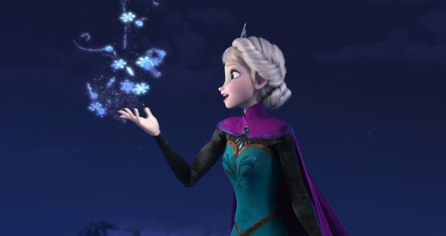 'Frozen', uno de los estrenos calientes