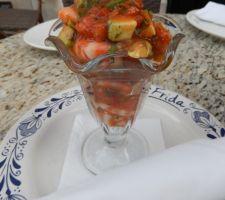 'Frida' ofrece las delicias de la cocina mexicana