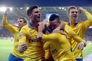 Arsenal se consolidó como líder de la Premier League (Video)