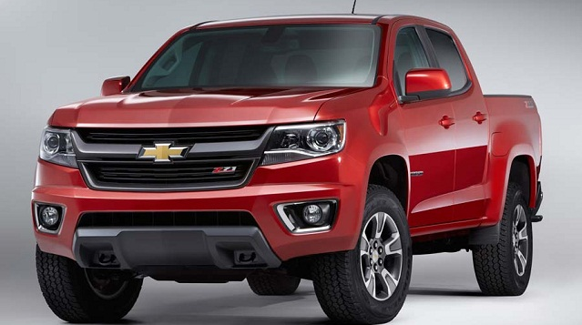 Chevrolet renueva el modelo Colorado