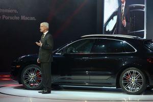 Porsche presenta el nuevo Macan