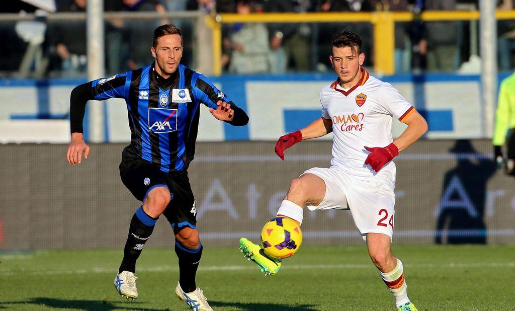 Roma alcanza de nuevo el primer lugar junto a Juventus
