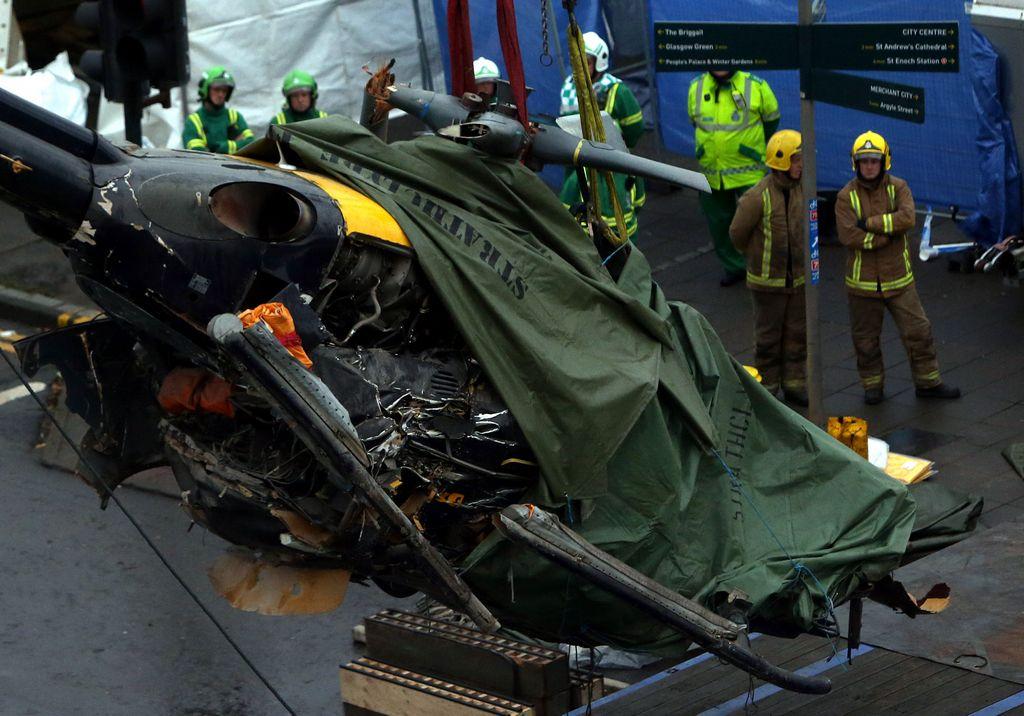 La policía abrió una investigación para conocer las causas del accidente.
