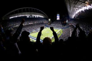 Fanáticos disparan los sismógrafos en estadio de Seattle (video)
