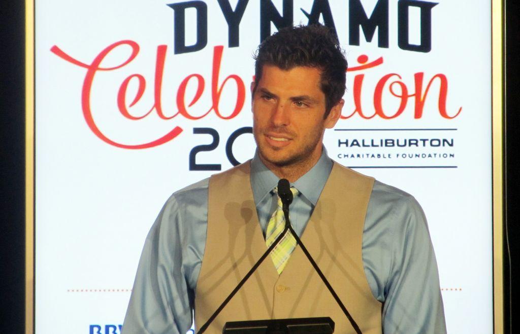 El portero Tally Hall fue reconocido como el Jugador Más Valioso del Dynamo.