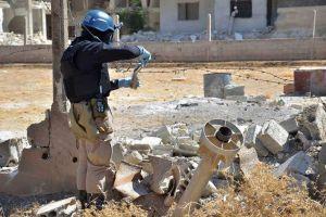 EEUU usará navío para destruir arsenal químico en Siria