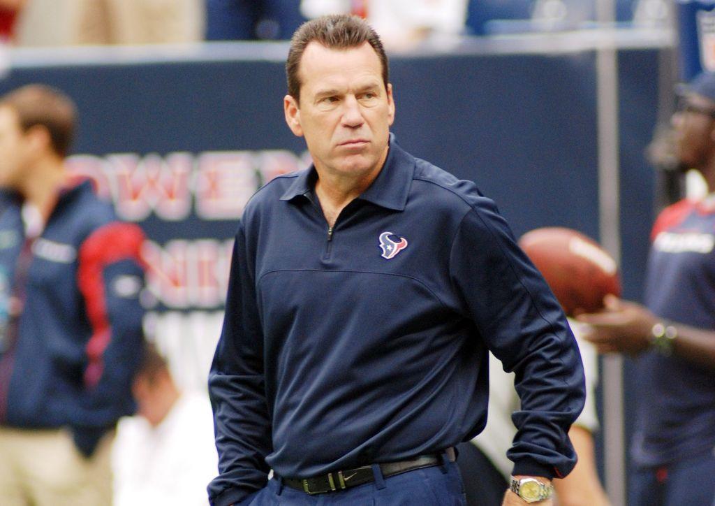 Kubiak es despedido por los Houston Texans