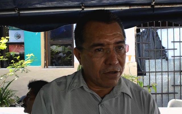 Fernando Vázquez Bustos murió luego de que dispararan múltiples balazos contra su auto.