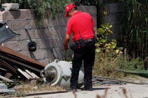 Seis personas hospitalizadas en México por radiación