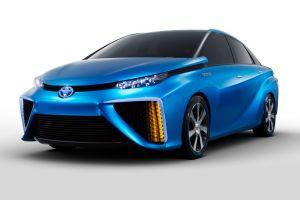 """Toyota tiene programado el lanzamiento de su """"fuel cell"""" en 2015"""