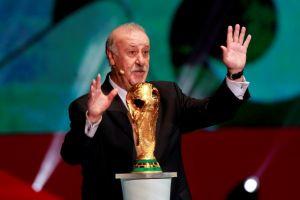 Vicente del Bosque, campeón con España en 2010, le da la clave a México para que brille en un Mundial
