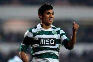 Colombiano Montero impulsa a Sporting en Portugal