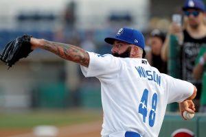 Dodgers amarran a  Brian Wilson