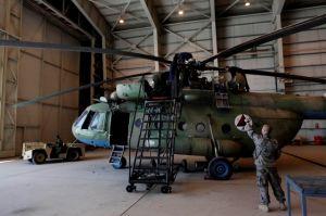 Critican compra de helicópteros rusos