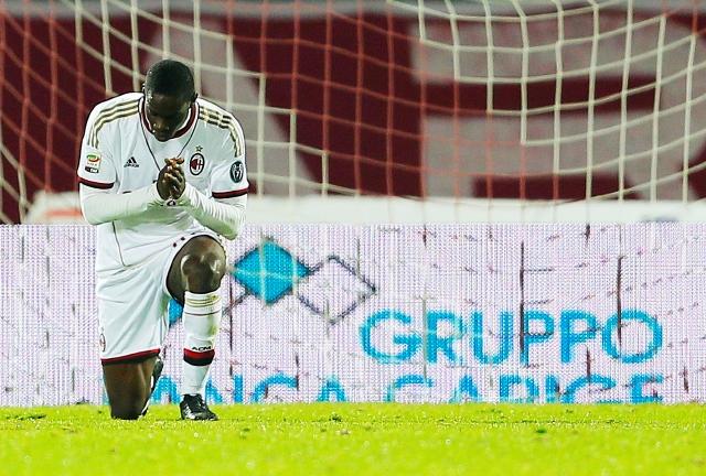 Balotelli salva al Milan