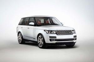 El Range Rover gana espacio y refinamiento