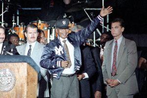 Yankees honrarán a Mandela en el Monument Park