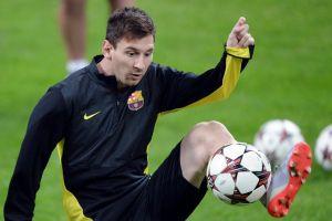 Récord de Messi es muy solicitado en Lotería