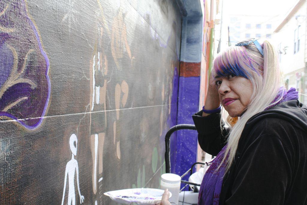 Murales de la Misión son vandalizados