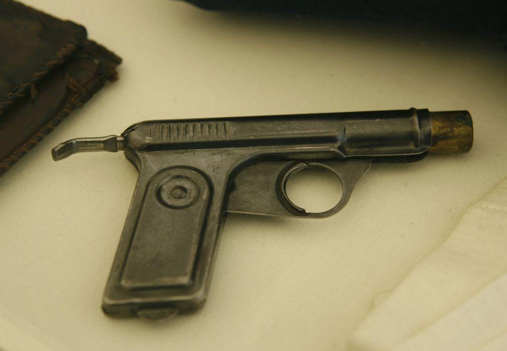 Congreso de EEUU votará prohibir las armas plásticas