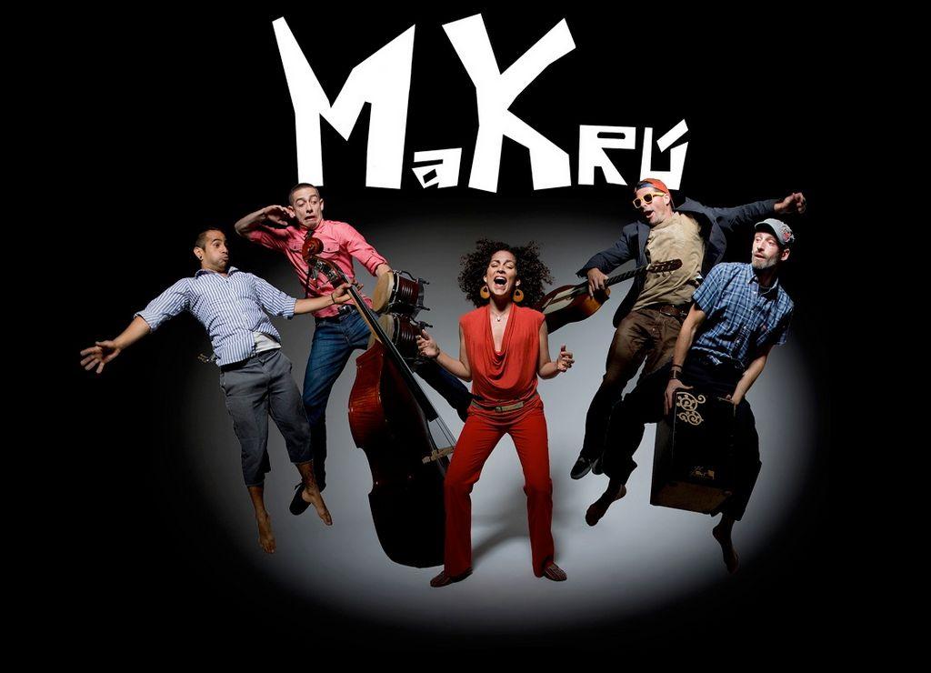Makrú presenta su primer disco con fiesta
