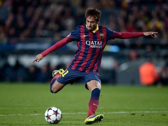 Triplete de Neymar en goleada del Barcelona en Champions (Video)