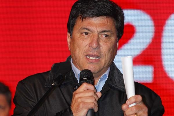Passarella se despidió de River Plate