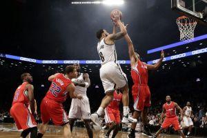 Pierce y Garnett ayudan a Nets a vencer a Clippers